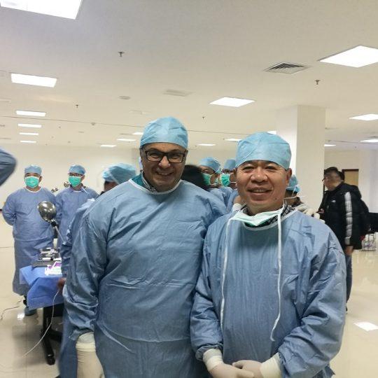 Συνάδελφοι ορθοπαιδικοί χειρουργοί