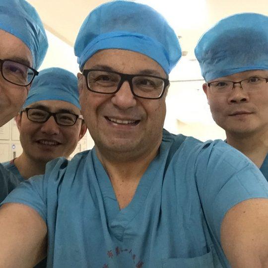 Selfie ορθοπαιδικών χειρουργών