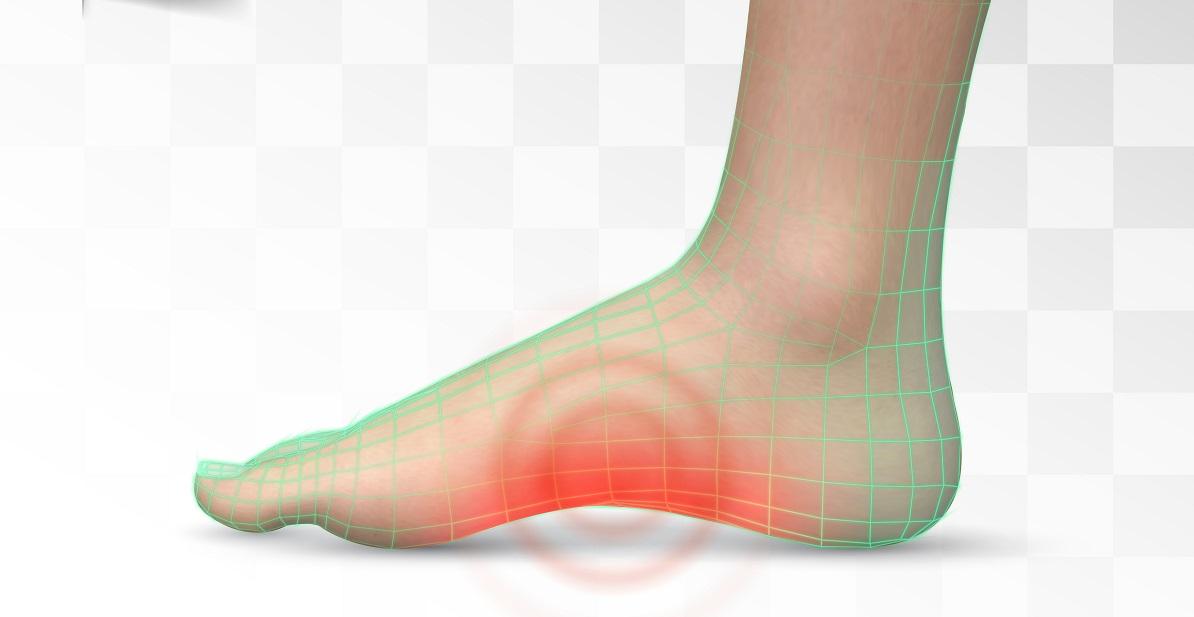 Πόνος από αρθρίτιδα στο πόδι